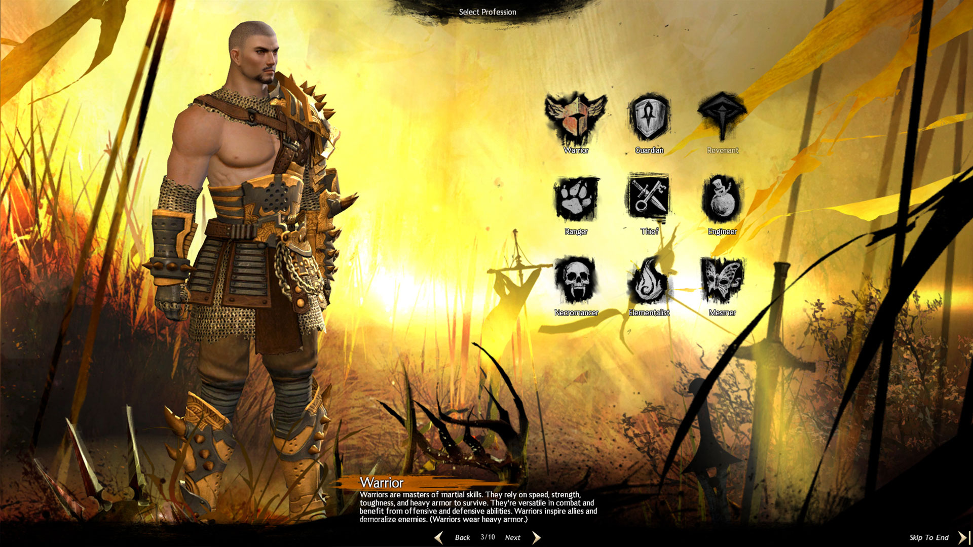 GW2 What Class to Play? - atlgn com