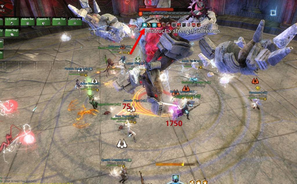 GW2 Keep Construct Raid Boss Guide - atlgn com