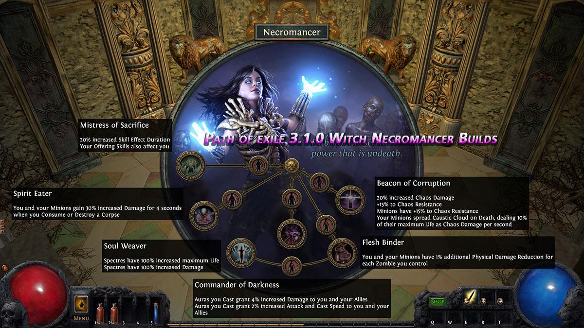 Poe Best Way To Build Atlas