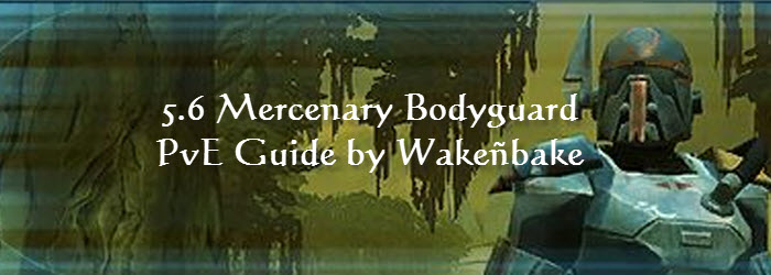 Swtor Best Dps Class 2020 Pve SWTOR 5.6 Mercenary Bodyguard PvE Guide By   atlgn.com