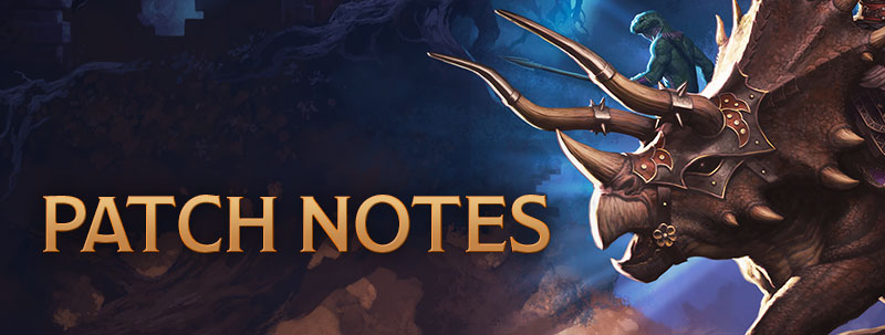 Neverwinter Patch Notes: Version:NW    - atlgn com