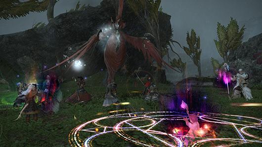 Final Fantasy XIV Opens The Gates To Eureka    - atlgn com
