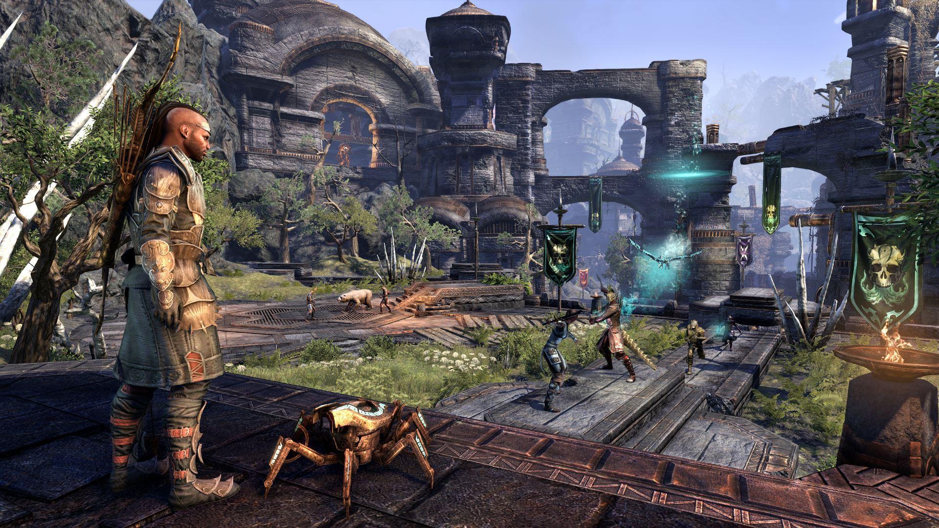 Elder Scrolls Online's Update 18 Adds And Buffs    - atlgn com