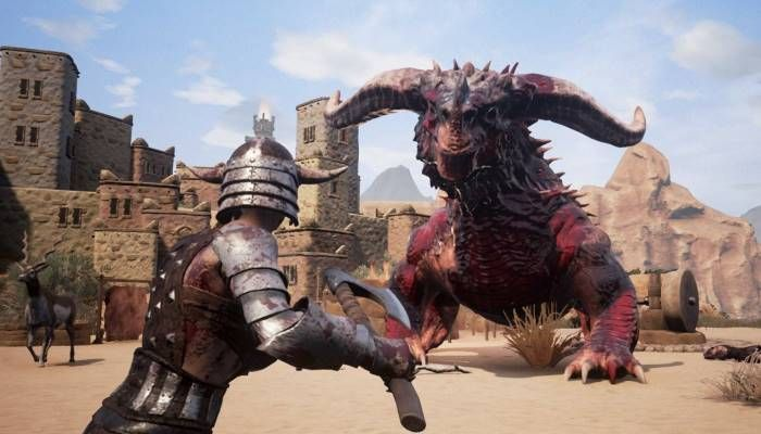 Conan Exiles PS4 'Parity Patch'Certified Sooner    - atlgn com