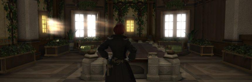 Final Fantasy XIV Previews The Improved    - atlgn com