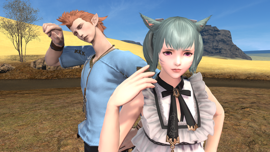 Final Fantasy XIV Unlocks Heaven-on    - atlgn com