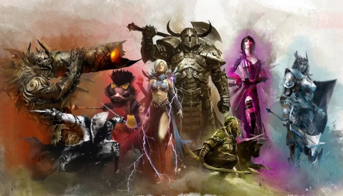 GW2 Returning to GW2 - Class Choice - atlgn com