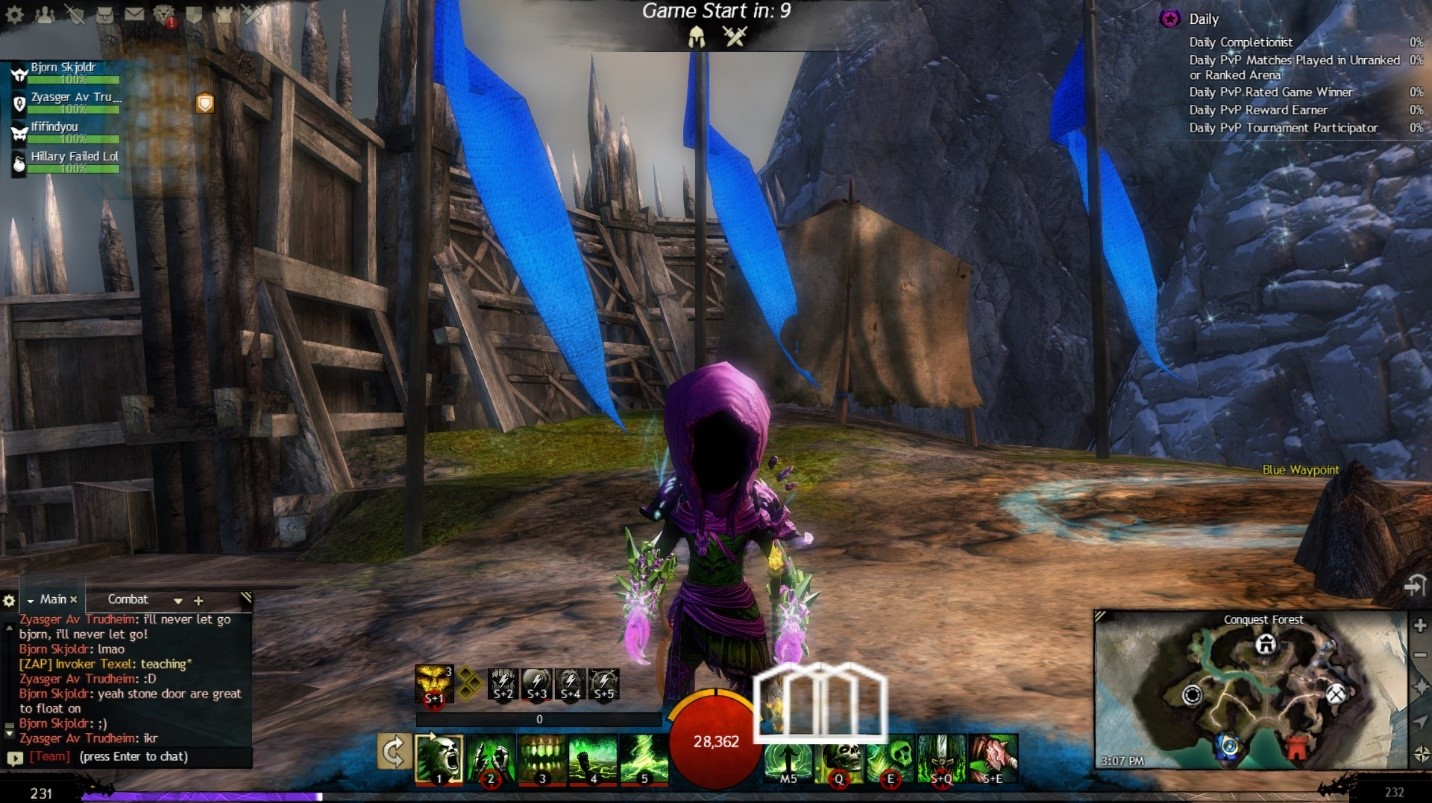 GW2 Returning To Guild Wars 2    - atlgn com