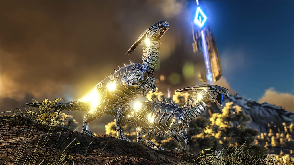 ARK: Survival Evolved Extinction    - atlgn com