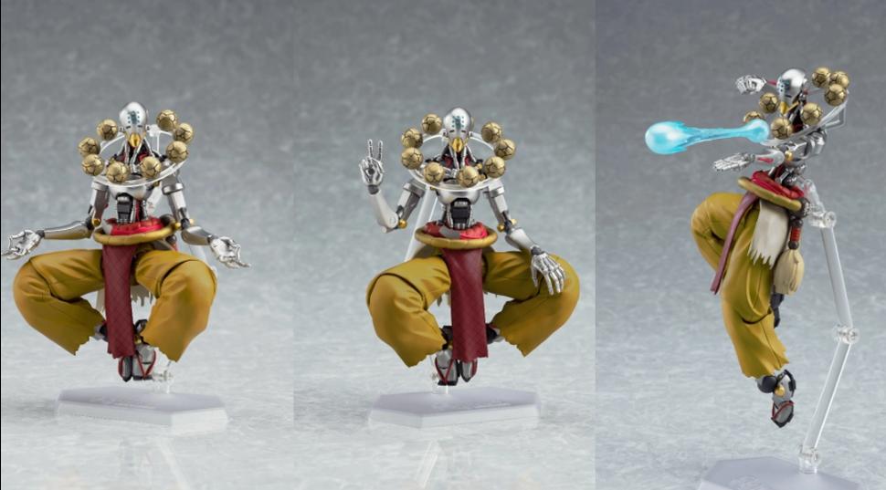Overwatch: New Zenyatta Figure Announced - atlgn.com