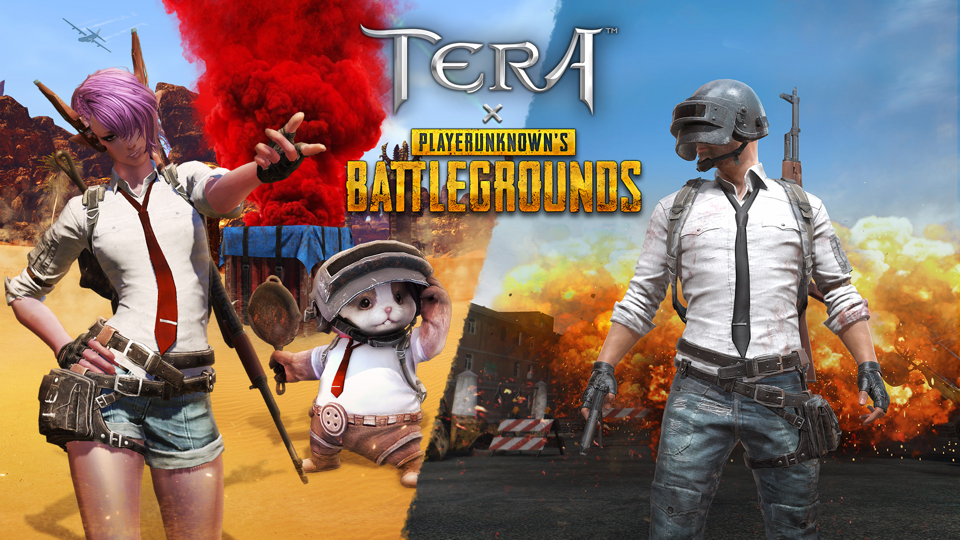 Tera / Pubg Crossover Event Is Now Live On Pc    - atlgn com