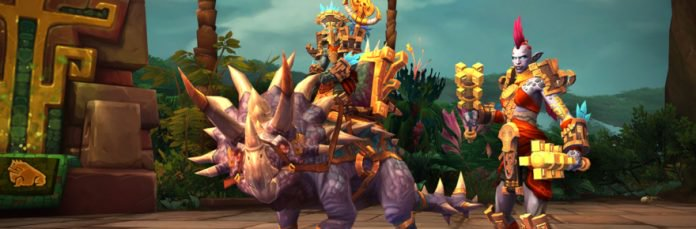 World Of Warcraft Hotfixes Allied Race Issues    - atlgn com
