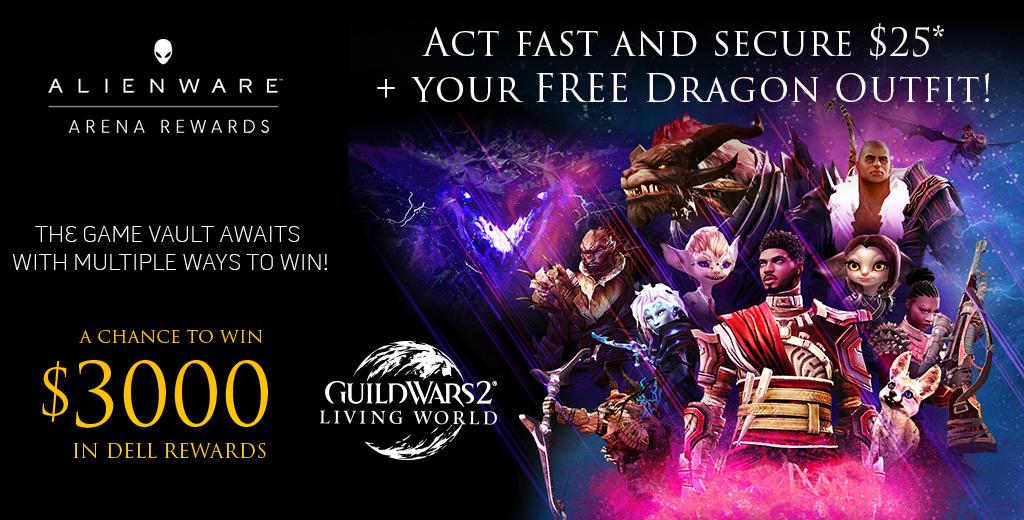 GW2 The Game Vault Awaits - atlgn com