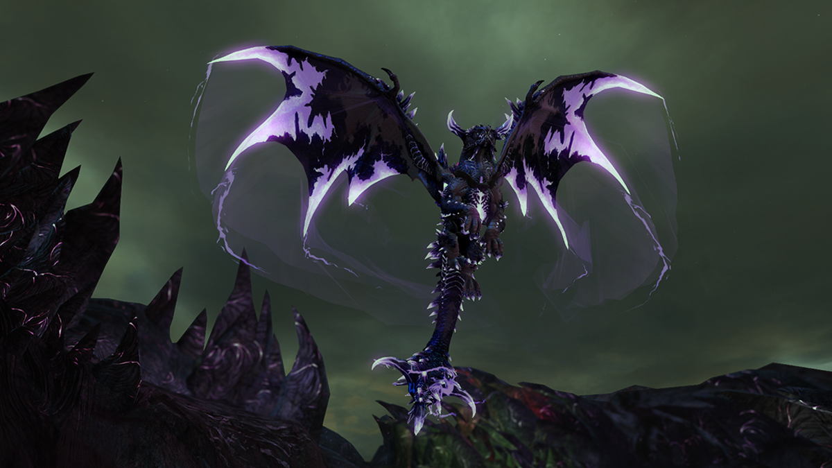 GW2 Fashion Takes Flight With The Skyscale    - atlgn com
