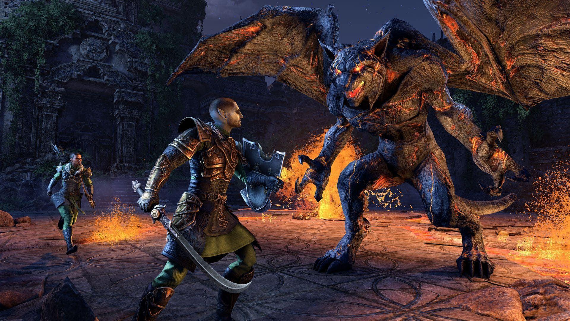 Elder Scrolls Online Scalebreaker Dlc & Update    - atlgn com