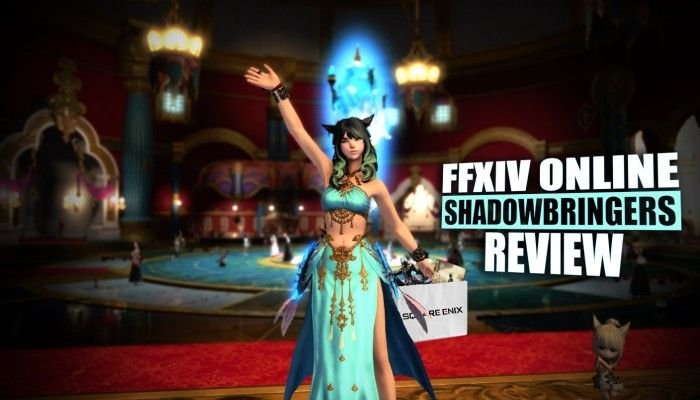 Final Fantasy XIV: Shadowbringers Review - atlgn com