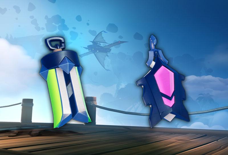 Dauntless Brings Neon Hair, Updated Patrol    - atlgn com