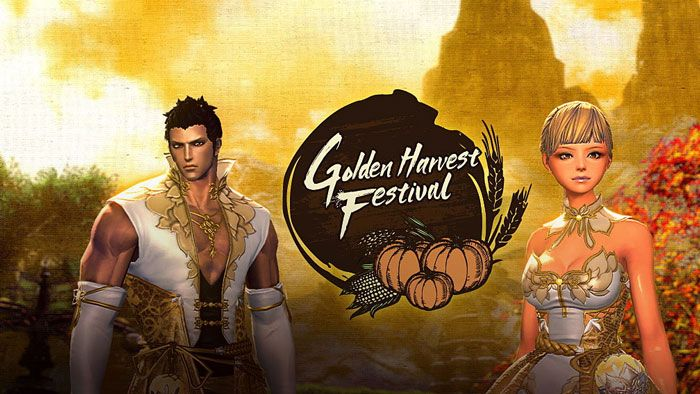 Blade & Soul The Golden Harvest Festival    - atlgn com